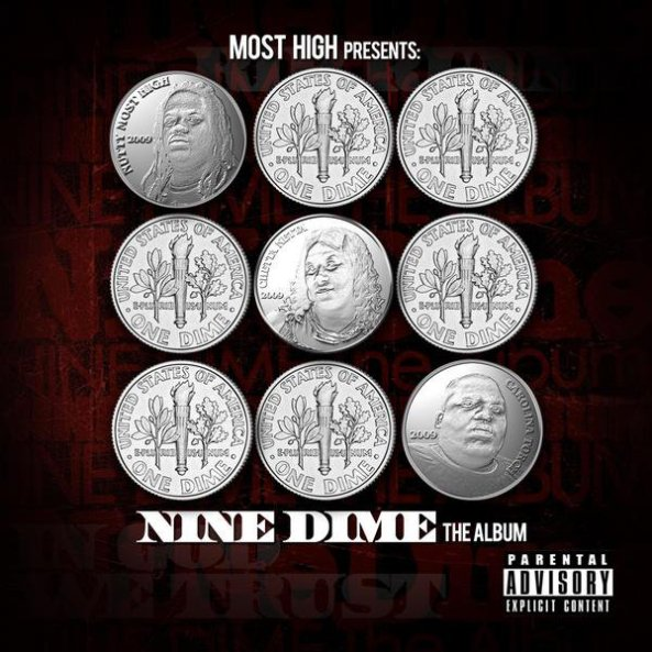 NINE DIME ALBUM COVER
